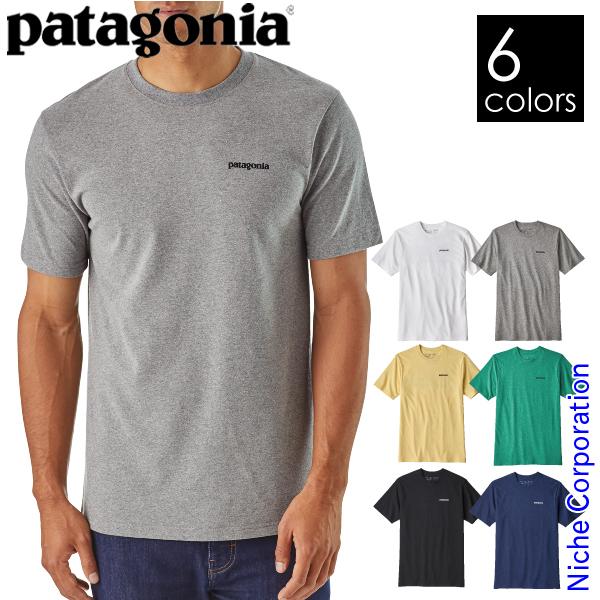 【セール】 パタゴニア P-6ロゴ・レスポンシビリティー メンズ
