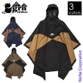 grn outdoor HASSUI HASSUI PONCHO GO0219F ポンチョ レインコート