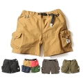 grn outdoor TEBURA SHORTS GO0329Q ショートパンツ ショーツ