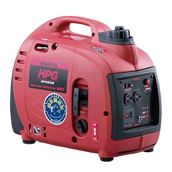 ワキタ 発電機 HPG900i